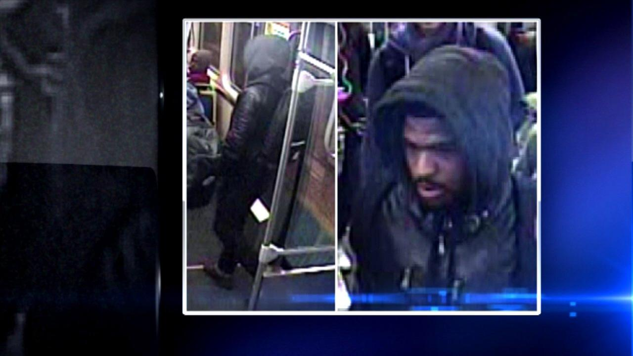 Police searching for suspect in CTA Red Line robbery