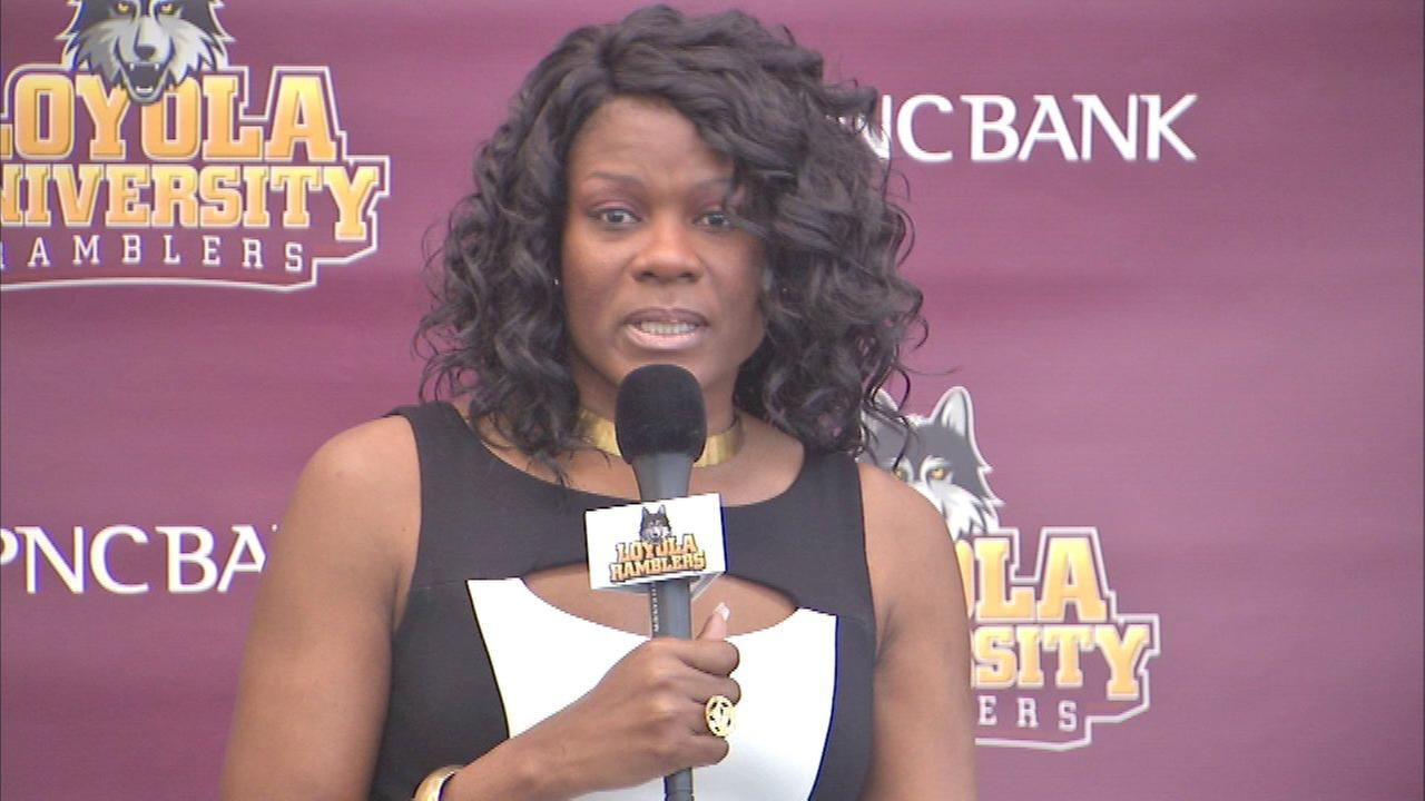 Loyola investigates women's basketball coach Sheryl Swoopes