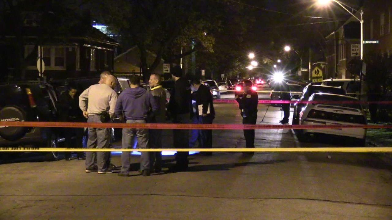1 killed, 3 wounded in Gage Park drive-by shooting