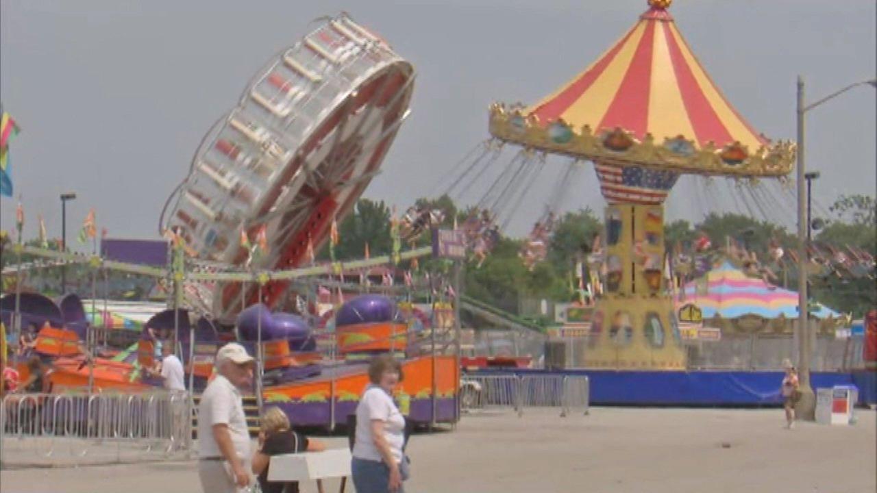 Illinois State Fair admission up $3