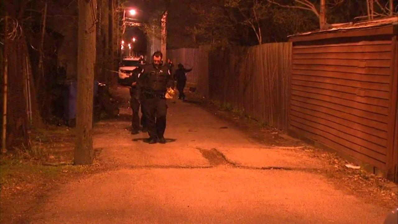 Woman's body found in Back of the Yards alley