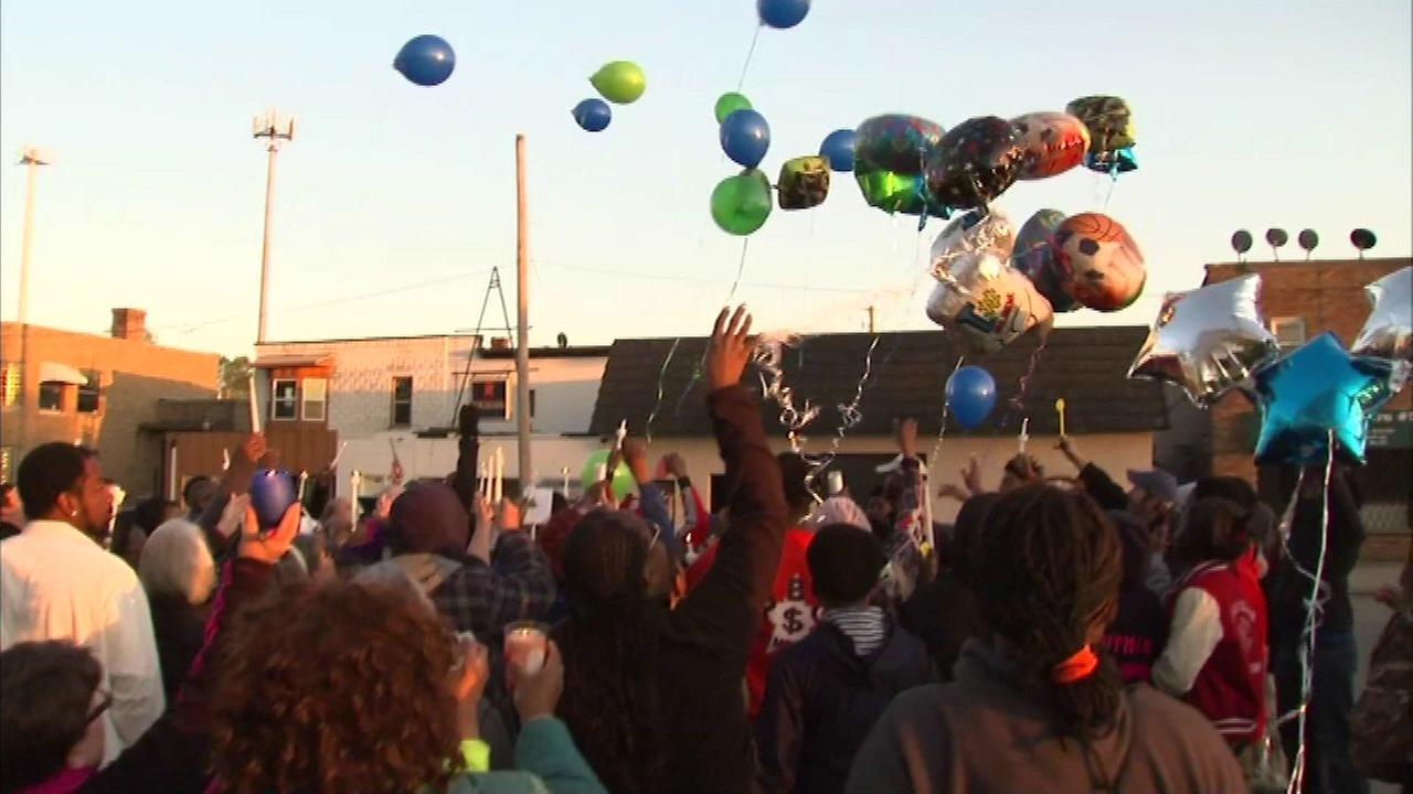 Vigil held for brothers killed in Kankakee fire