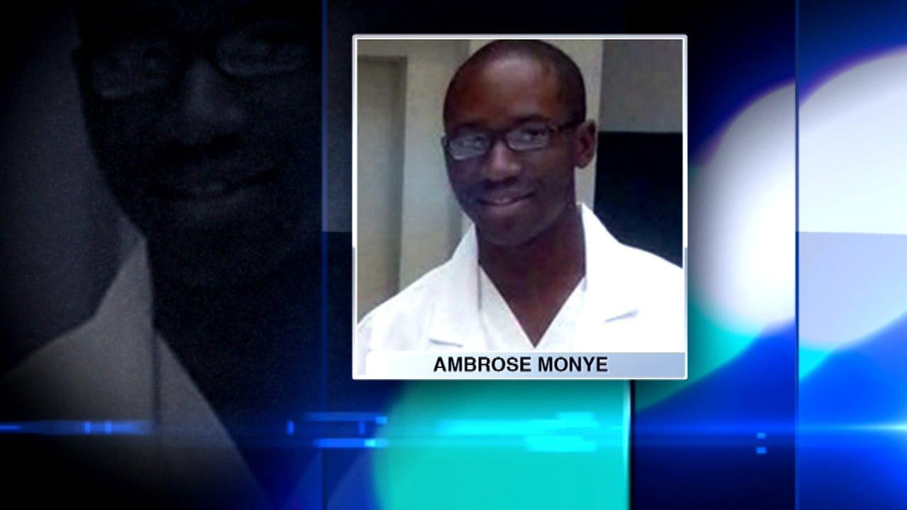 Ambrose Monye, 28.