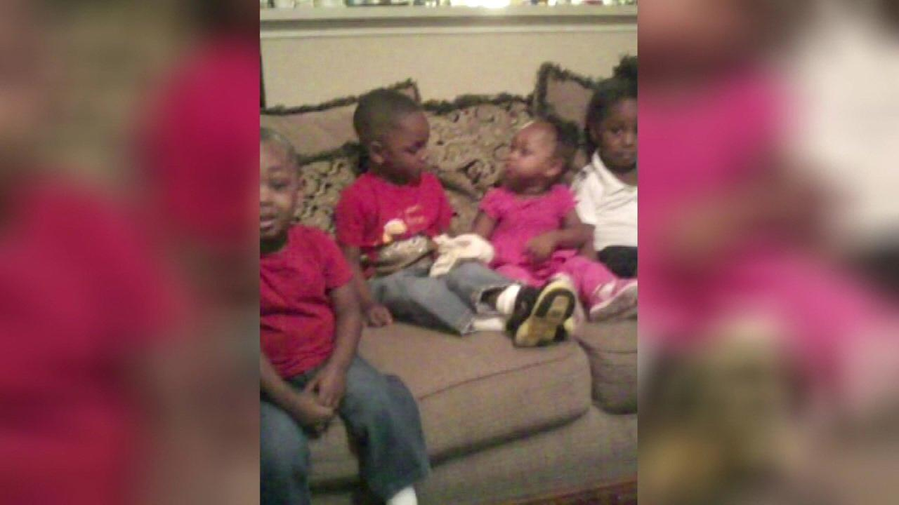 The deceased were identified as Lenda Asberry, 64, and her four grandchildren Jamonicka Johnson, 6;  Von Anthony Johnson Jr., 7;  Devonte Asberry, 8, and Venetia Asberry, 9.