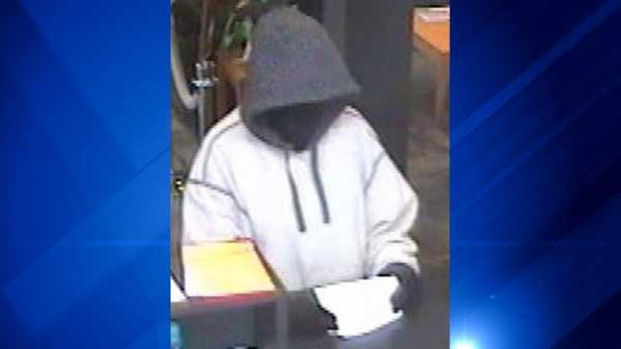 Surveillance footage of a woman who robbed a bank in Oak Lawn Wednesday morning. | FBI