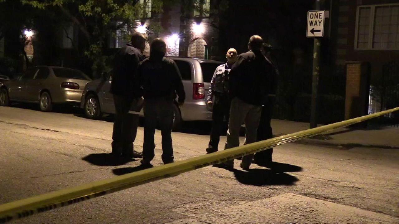 3 shot, 1 fatally, in Noble Square