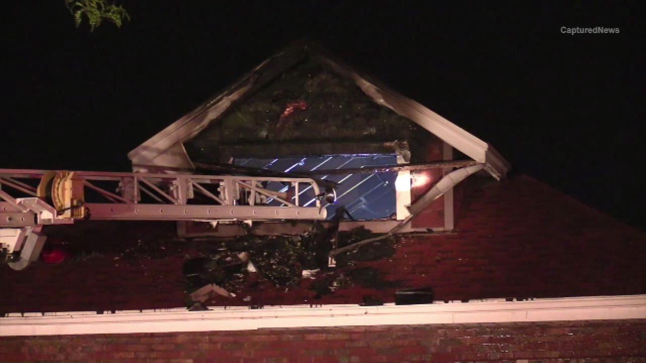 Man killed in Berwyn house fire