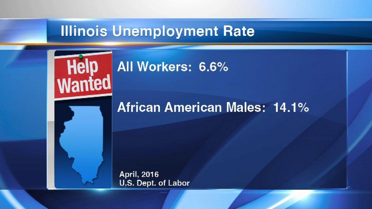 Illinois has highest unemployment rate in US