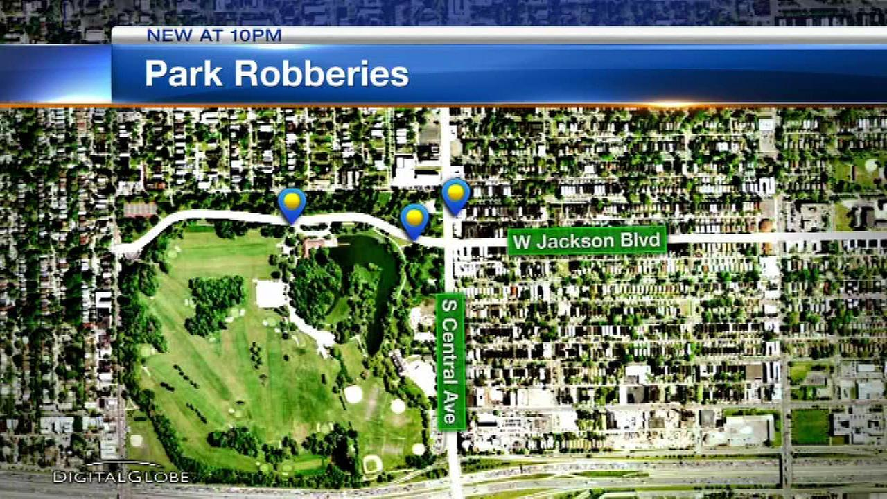 Police warn of violent robberies near Columbus Park in Austin