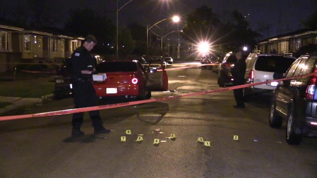 Man, 25, shot and killed in Ashburn