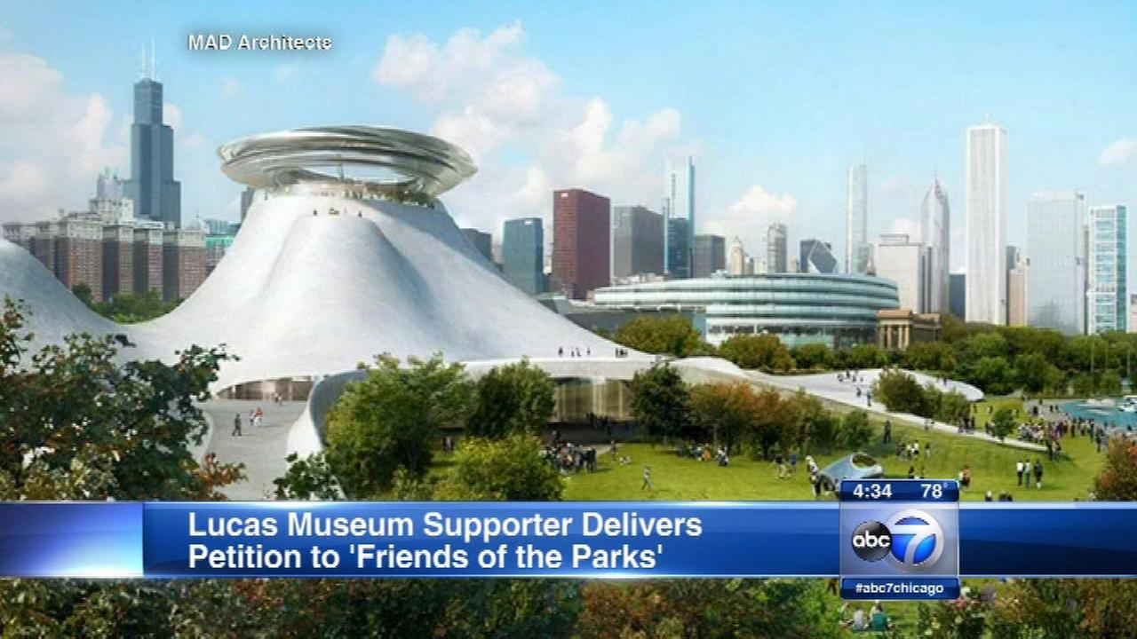 New Lucas museum petition circulated