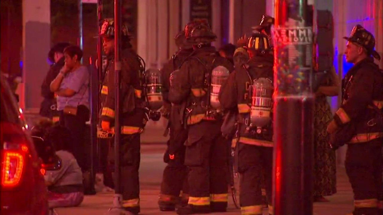 6 people sickened by South Loop carbon monoxide leak