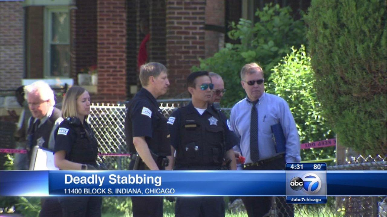 Man stabbed to death in Roseland