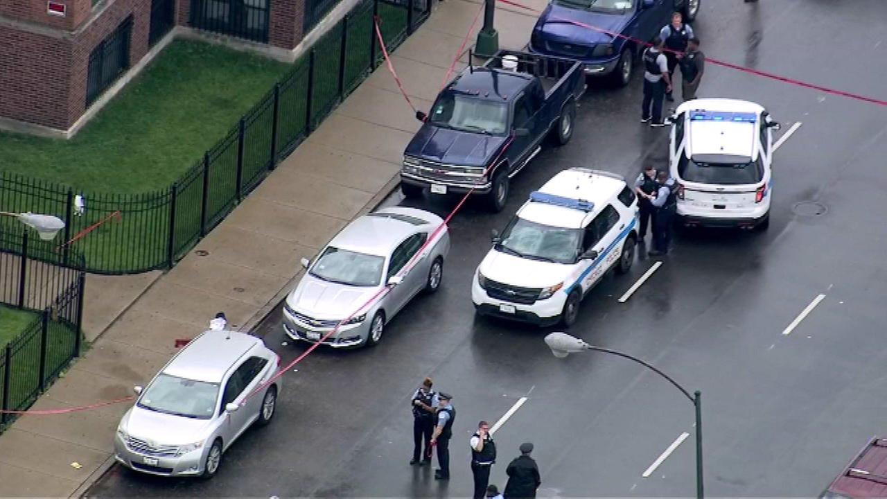 Man shot, seriously injured in Washington Park