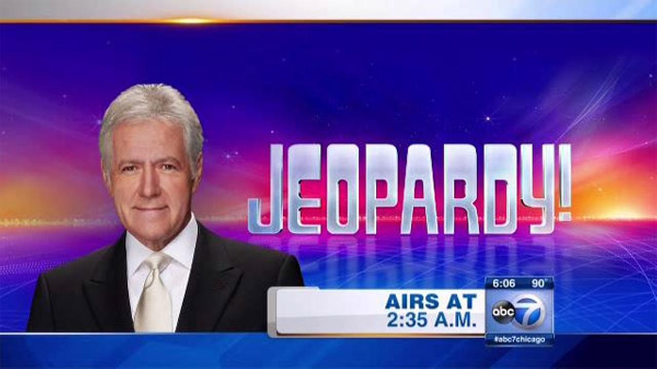 Program Note: Jeopardy June 10, 2016