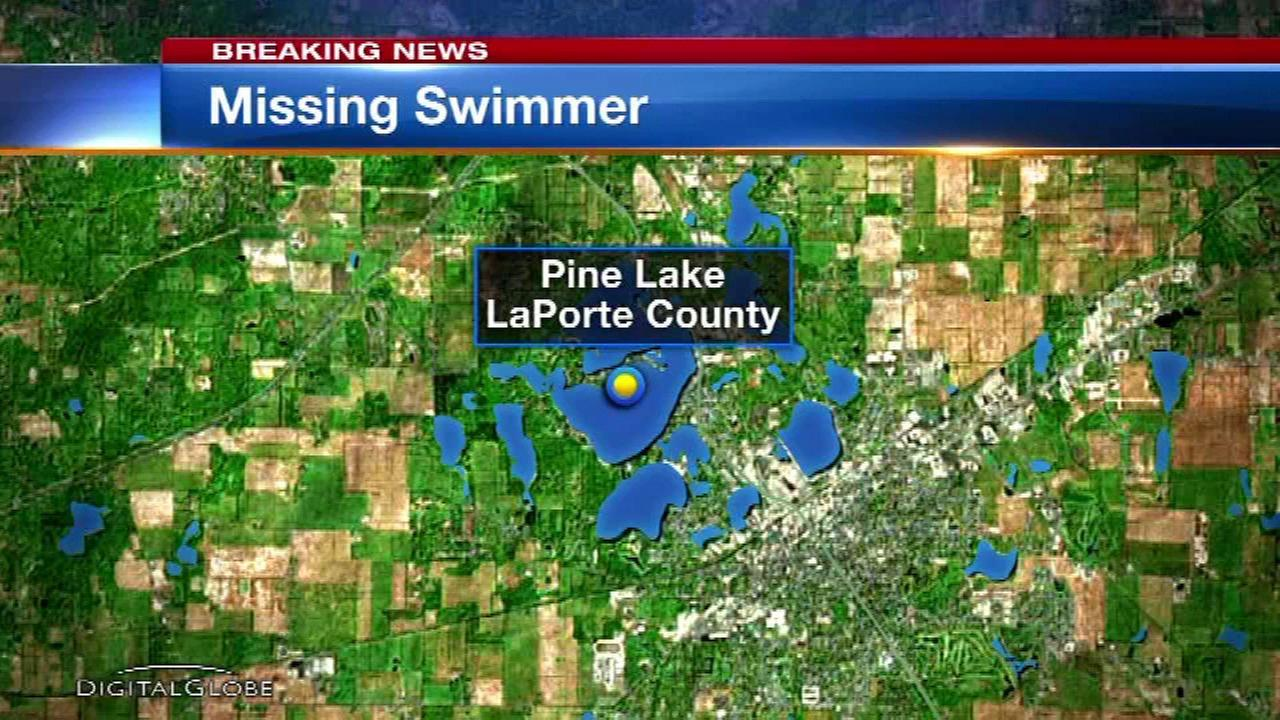 Missing swimmer 39 s body recovered from laporte county lake for Laporte county offices