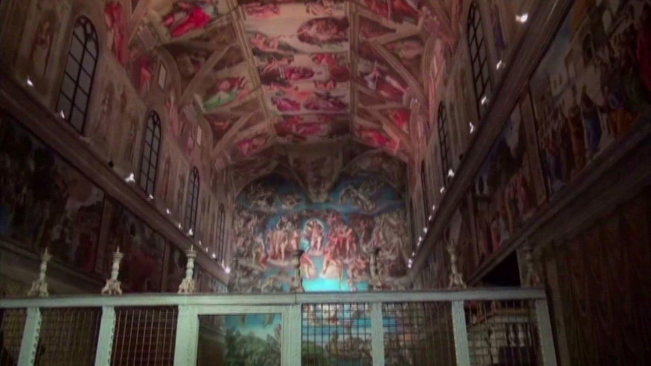 Sistine Chapel replica to go on tour