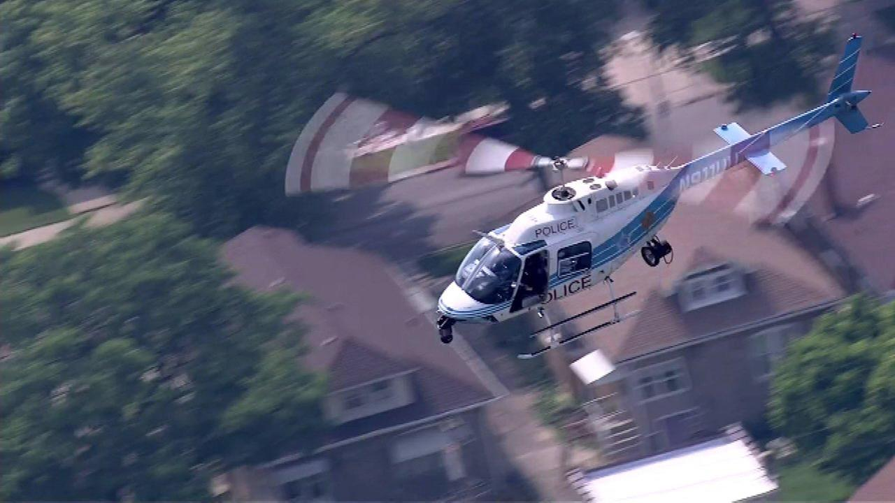 Chicago police are investigating a report of a suspicious person on the citys Northwest Side.
