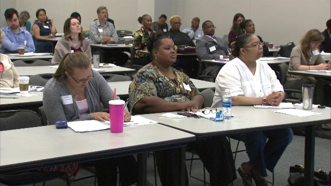 Workshop held to strengthen police ties to community