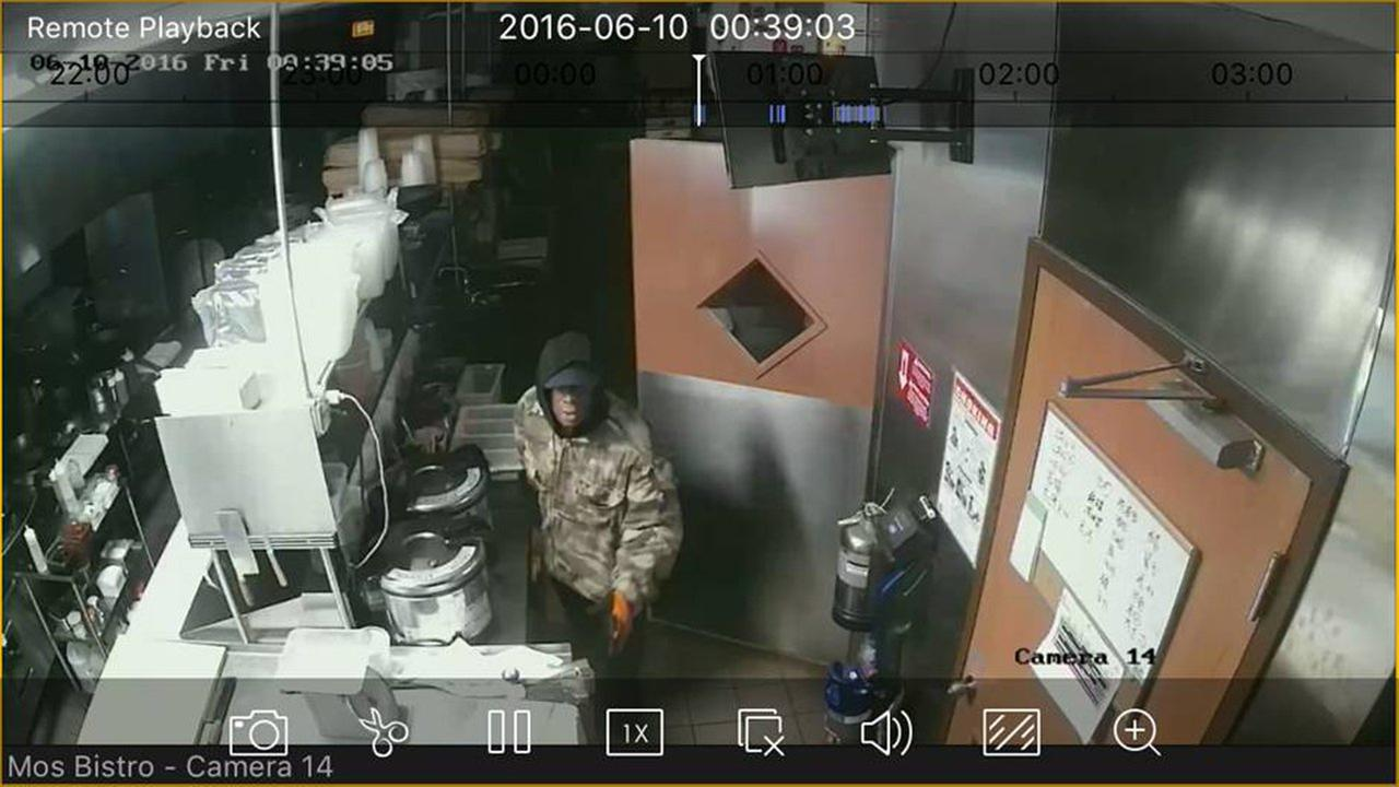Surveillance photo released in 2 North Side break-ins