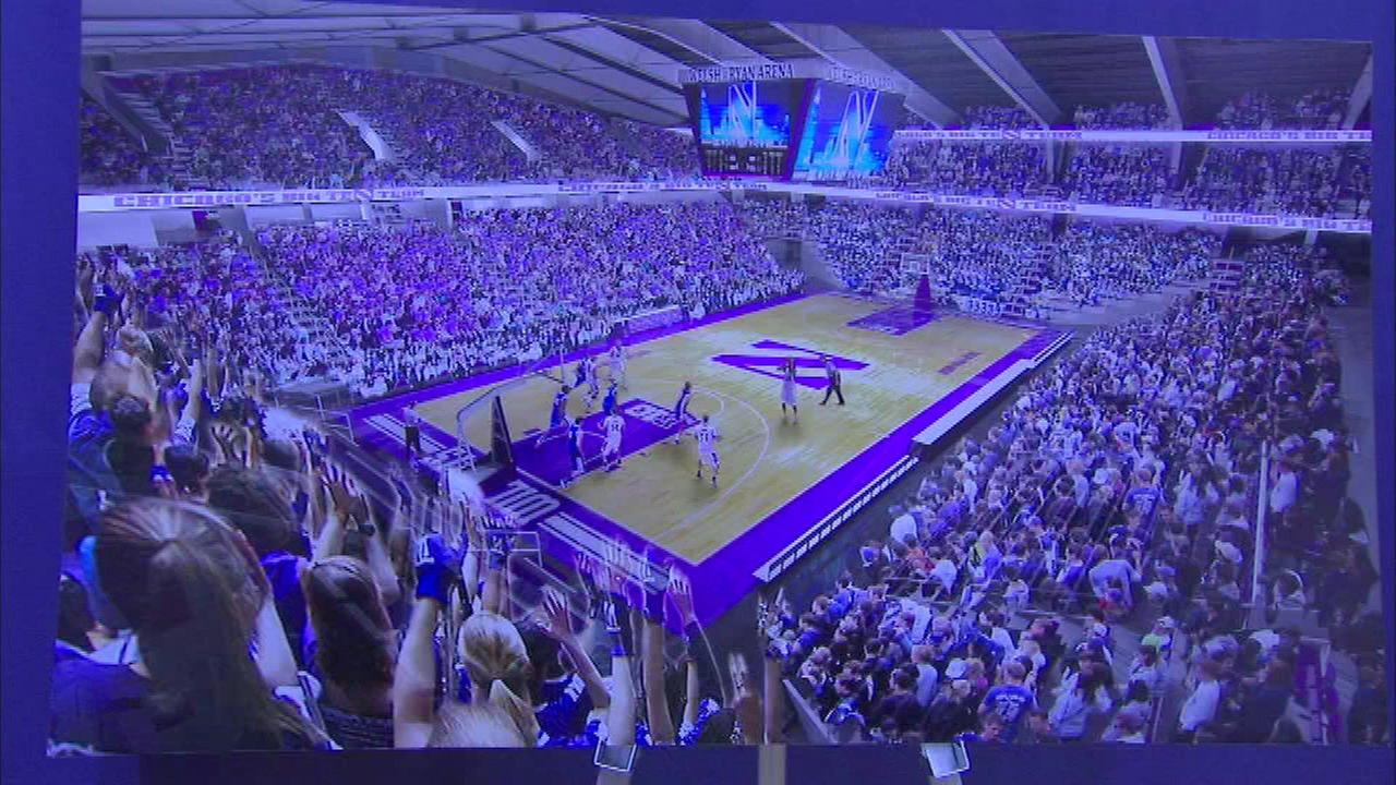 Northwestern's Welsh-Ryan Arena to be renovated