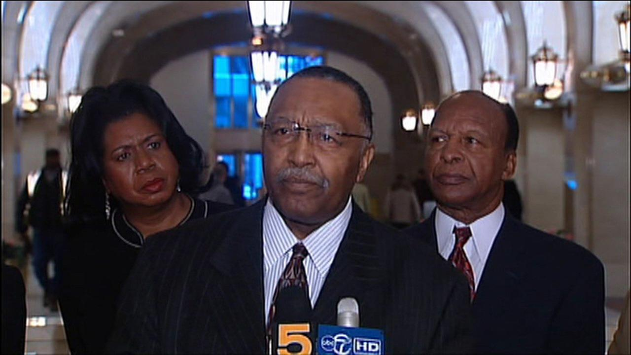 Eugene Moore, former Cook Co. recorder of deeds, dead at 73