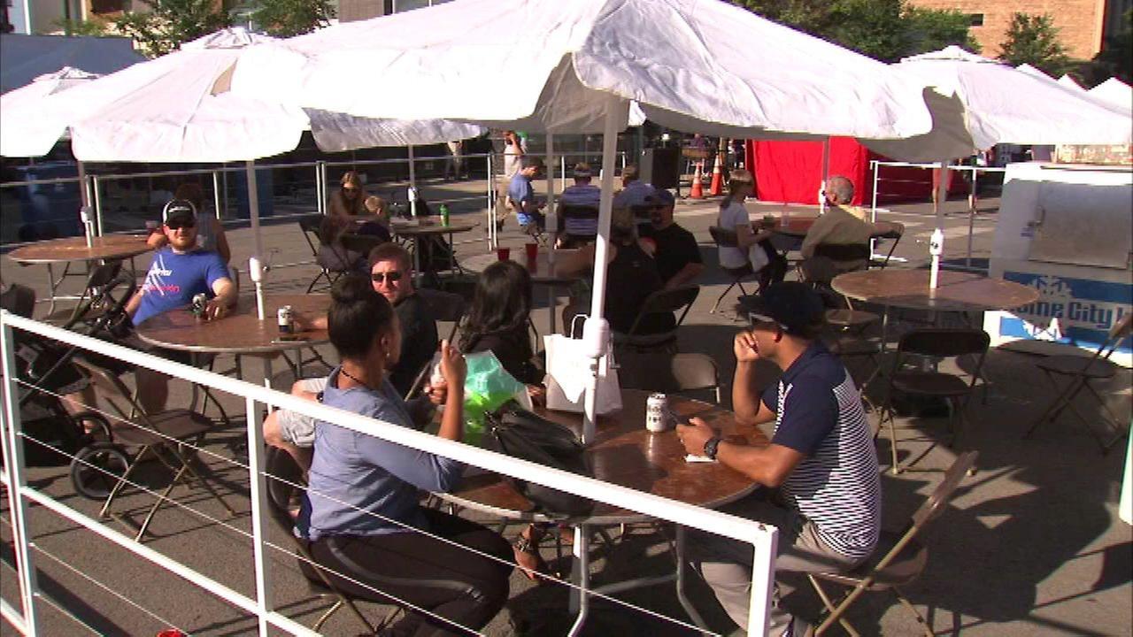 Taste of Randolph Street kicks off in West Loop