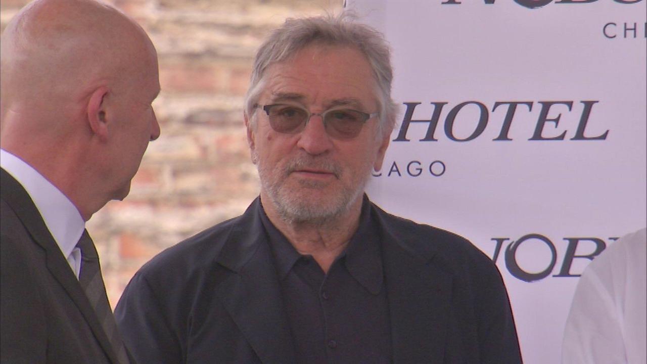 Robert De Niro to open Nobu Hotel in Chicago