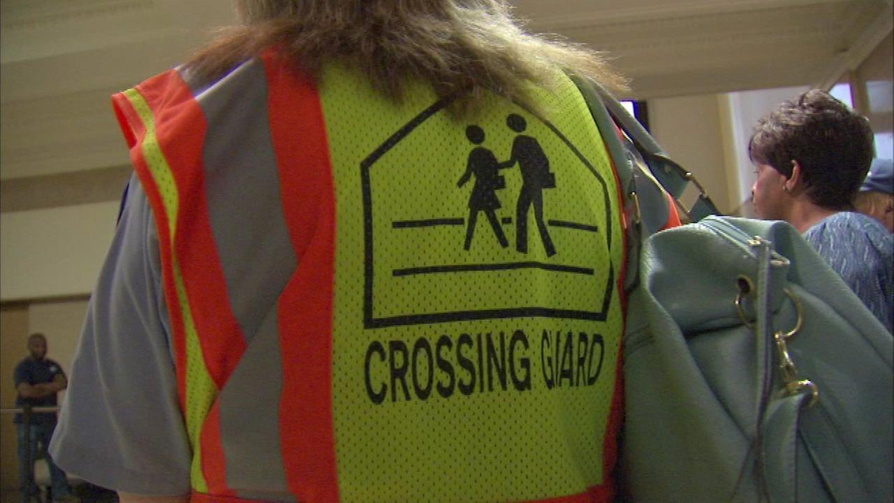 Crossing guard