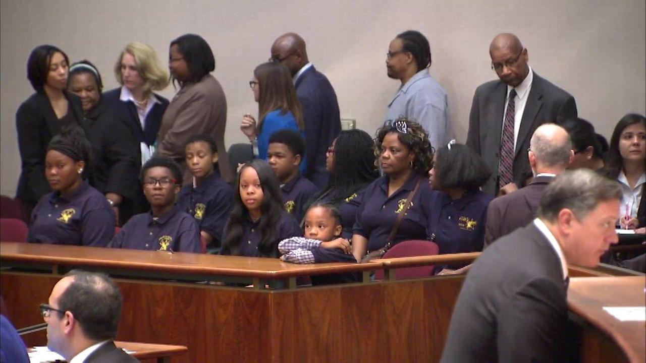 South Side chess team honored at City Hall