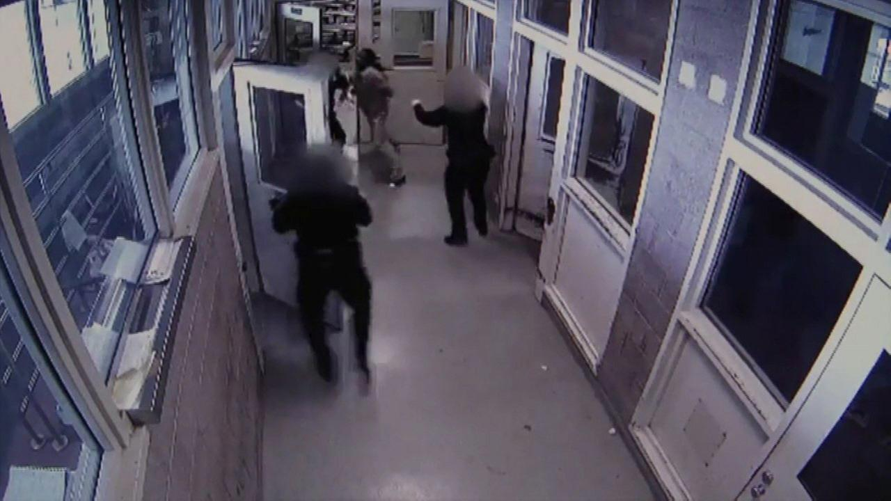 Videos of attacks on Cook County Jail officers released