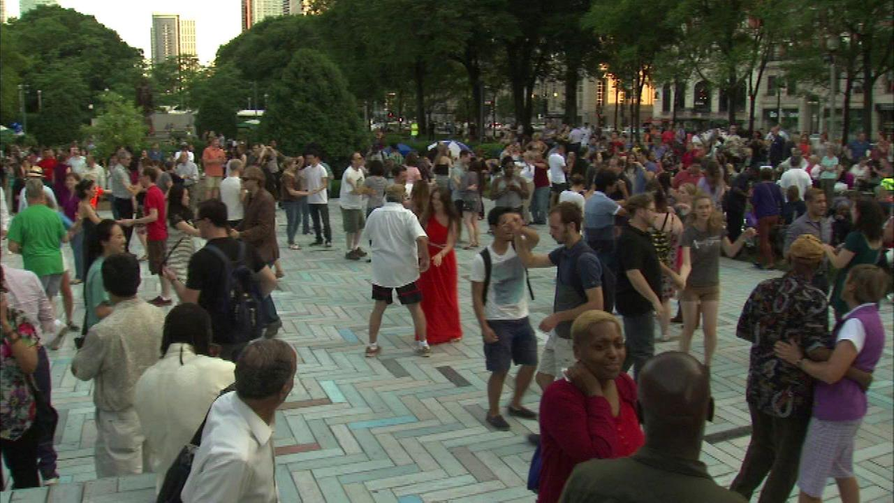 SummerDance returns to Grant Park