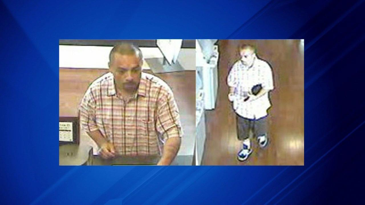 Addison bank robbery