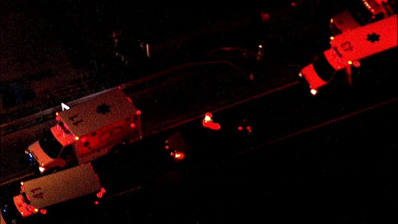 5 injured in Lake Shore Drive crash near Oak Street Beach