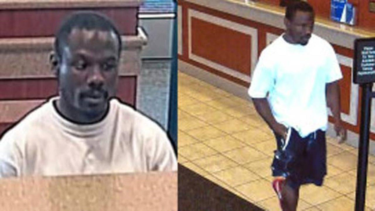 Surveillance image from the Fifth Third Bank branch at 5241 W. 63rd St. on June 28, 2016.