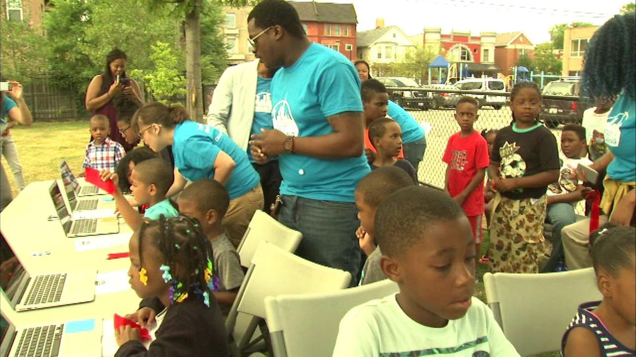 New campaign provides summer activities for Chicago kids