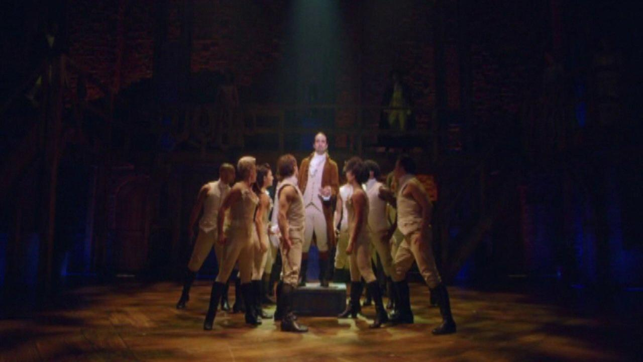 Author of 'Hamilton' book speaks in Andersonville