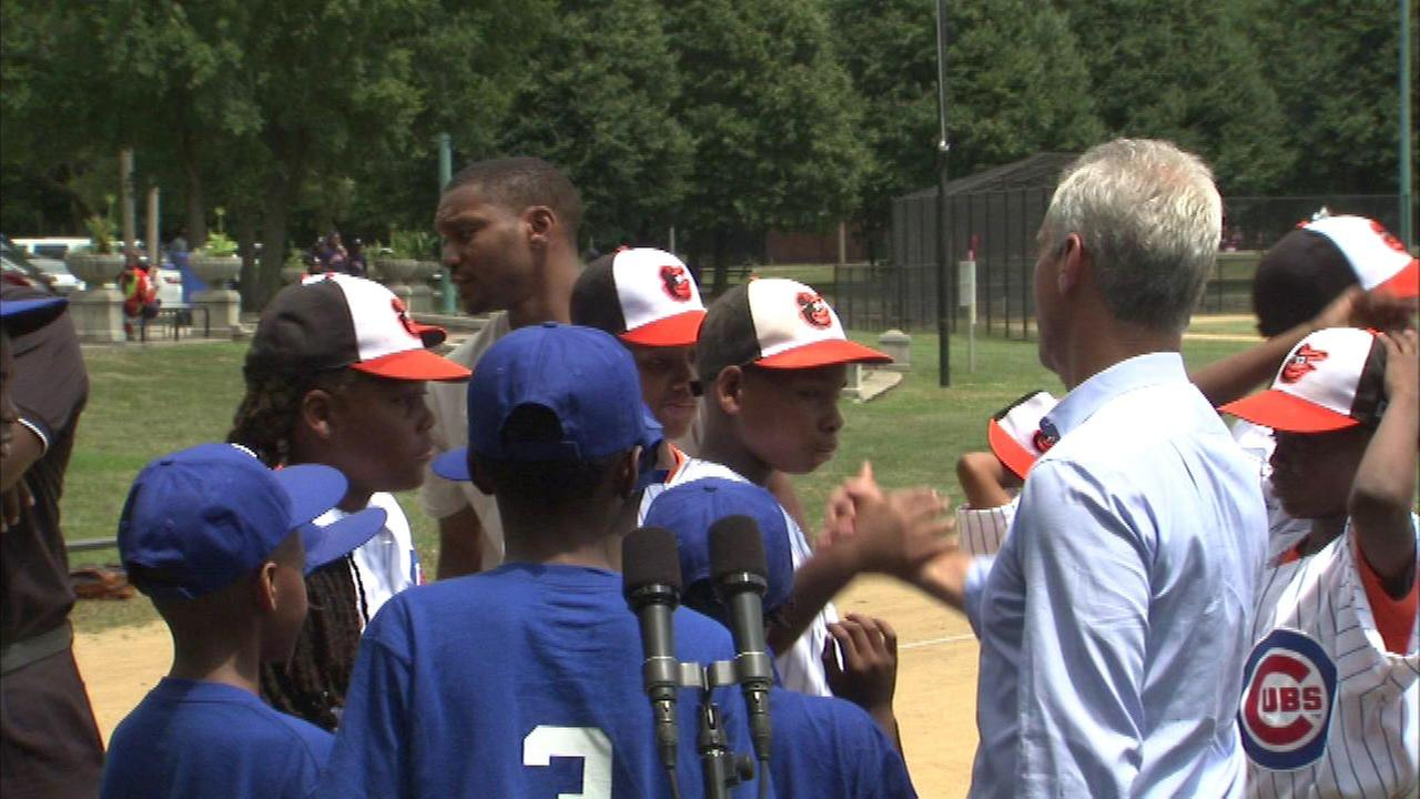 Citywide youth baseball and softball tournament returns for 2nd year