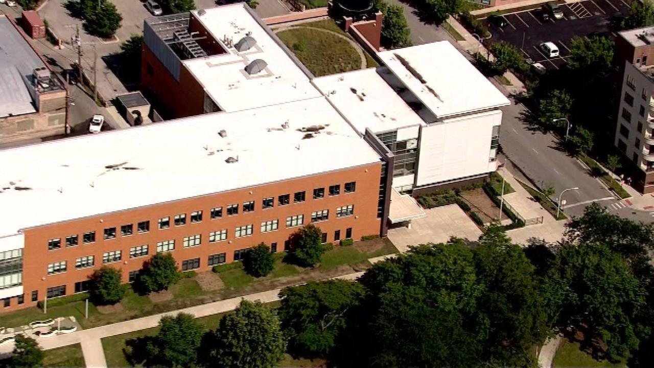 Skinner West Elementary in the West Loop
