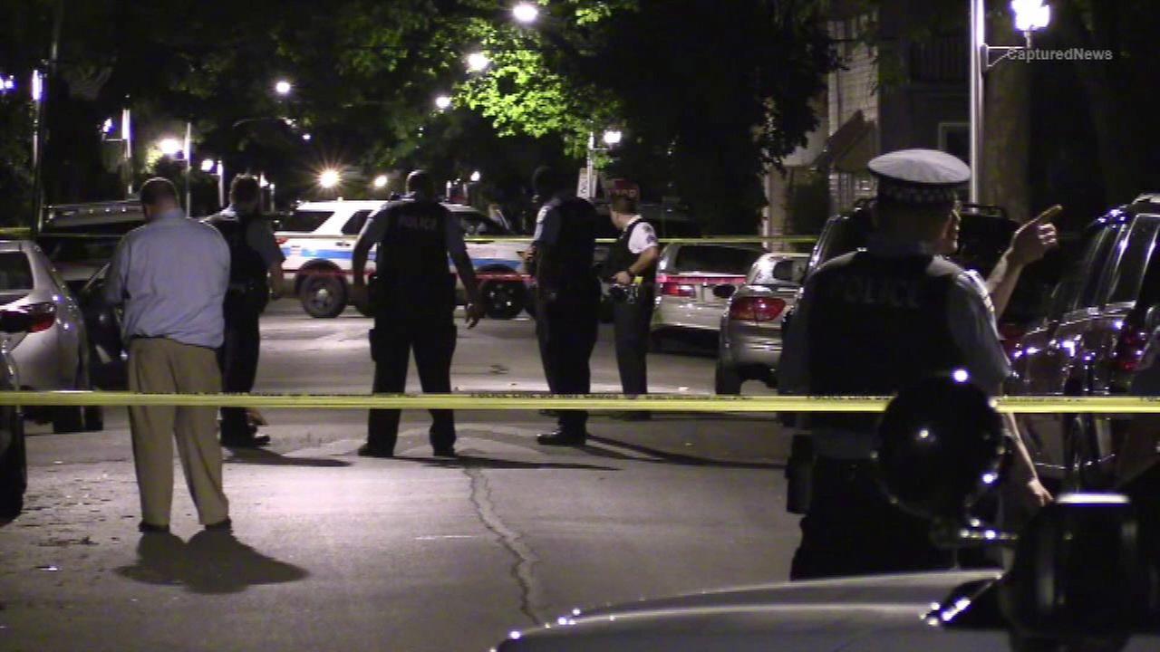4 shot in Englewood, 2 found dead