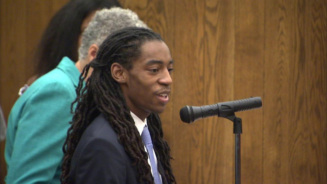 Cook Co. Board honors Chicago graduate who lost mother to gun violence