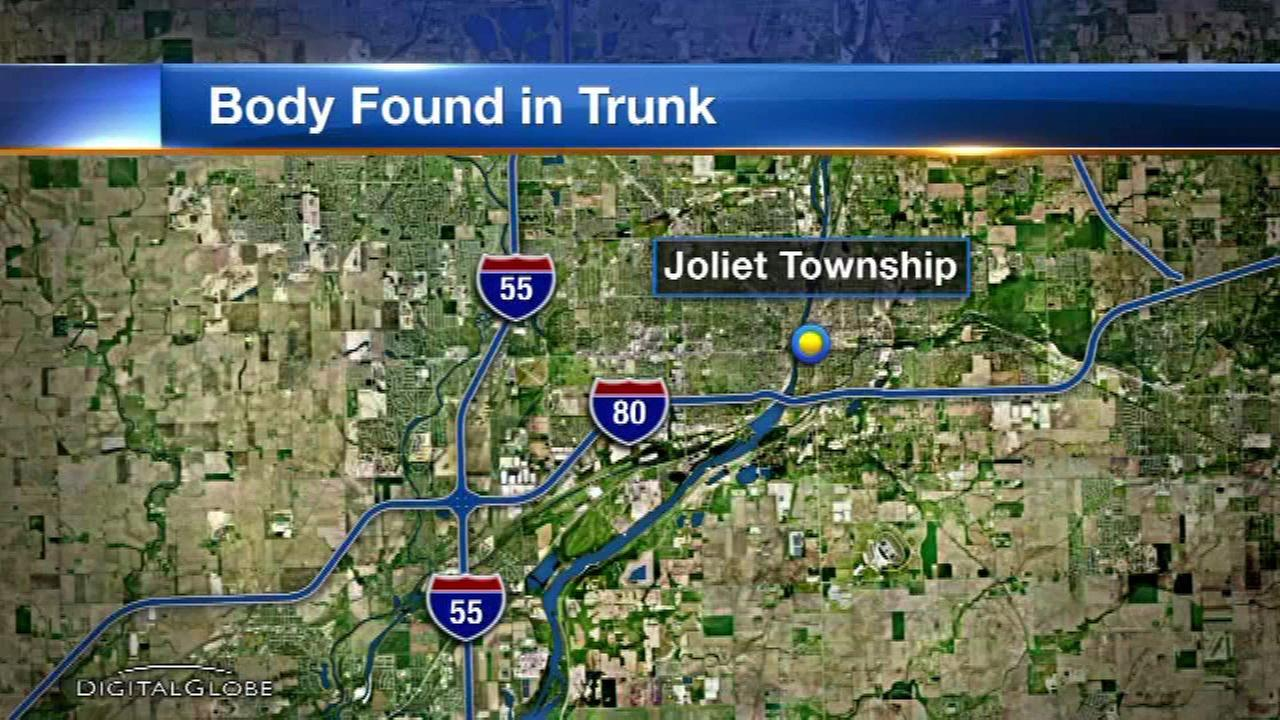 Body found burned in rental car near Joliet ID'd