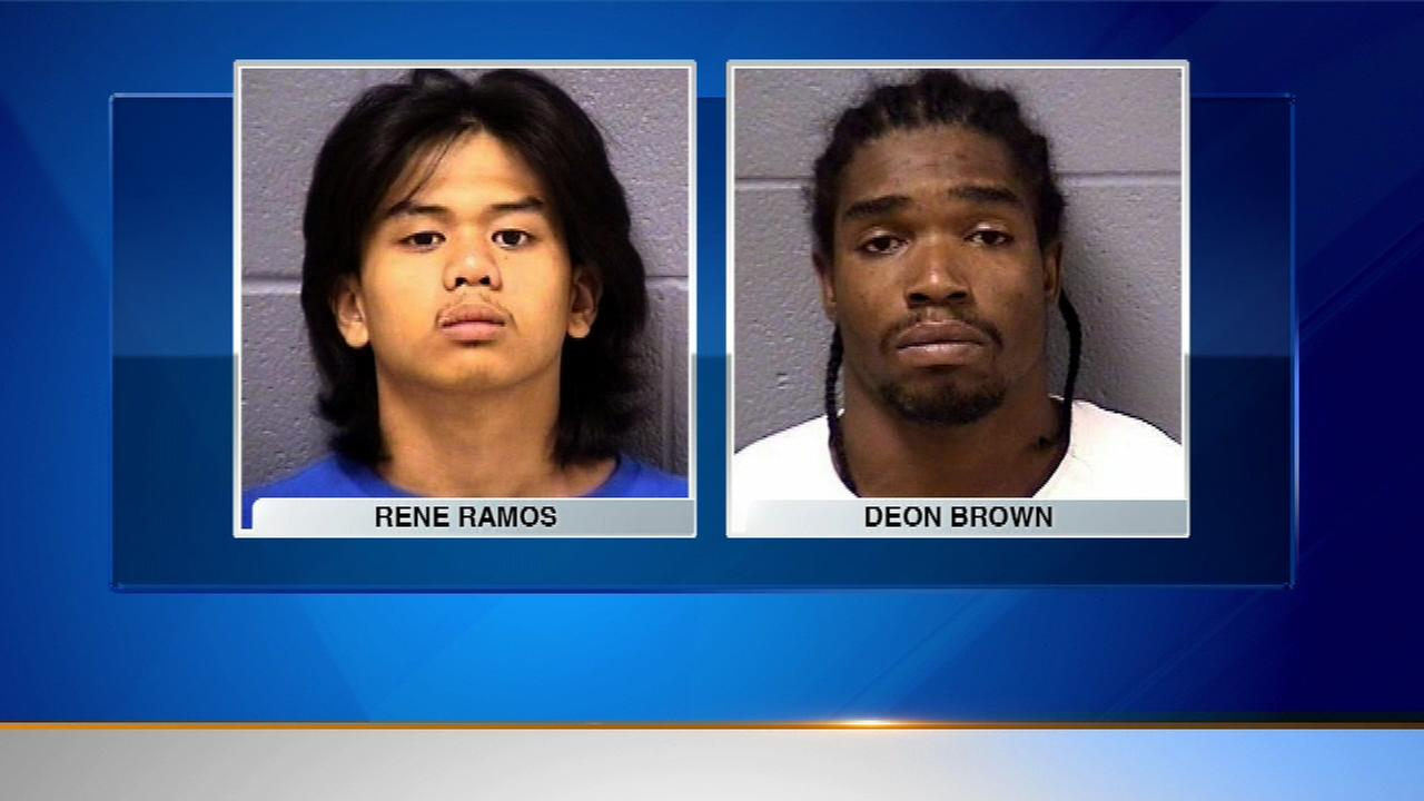 2 accused of robbing pizza delivery woman at gunpoint in Romeoville