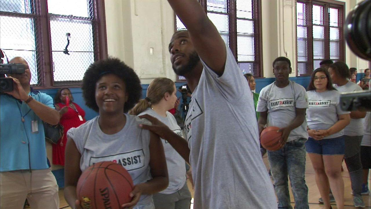 Renovated Boys and Girls Club opens in Logan Square