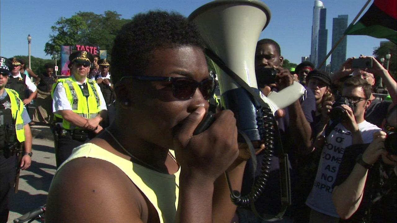 Chicago activist Ja'Mal Green off electronic monitoring