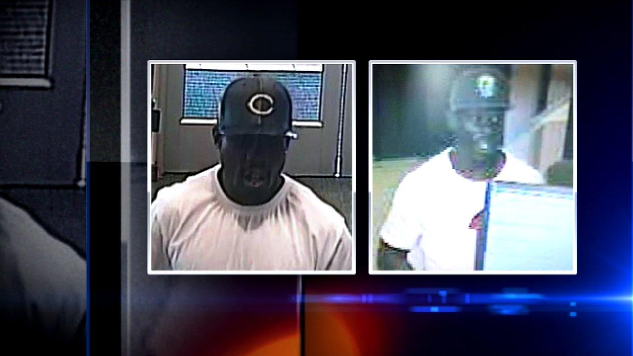 Man robs same bank twice in one month