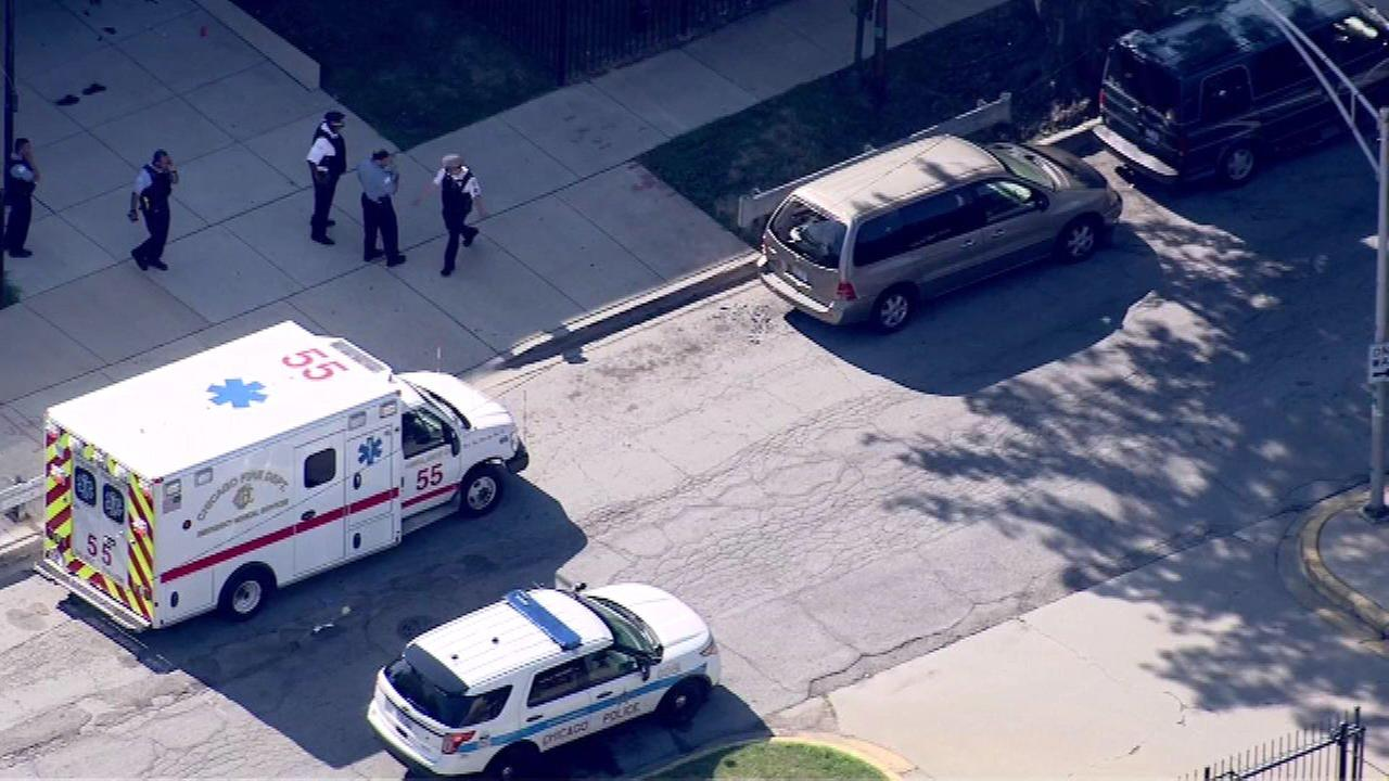 Man shot and killed in Englewood