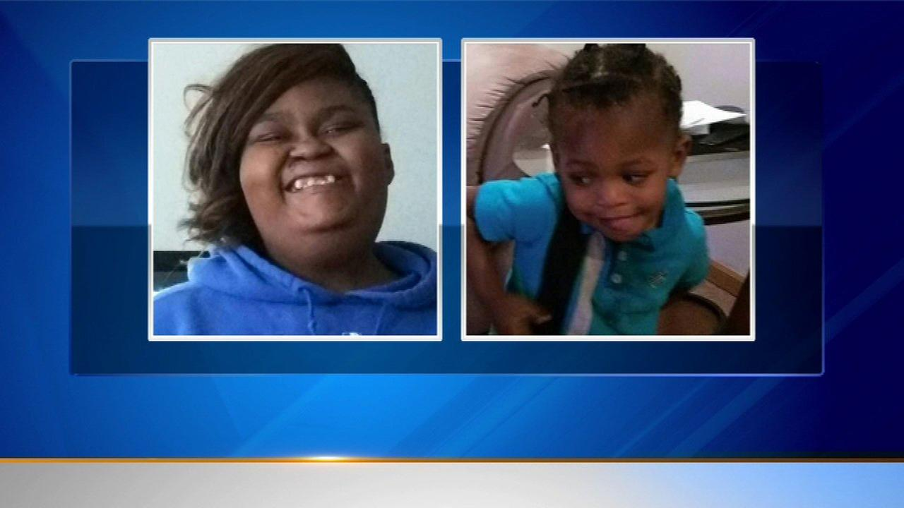 Disabled woman, toddler nephew missing from Gary for 1 year