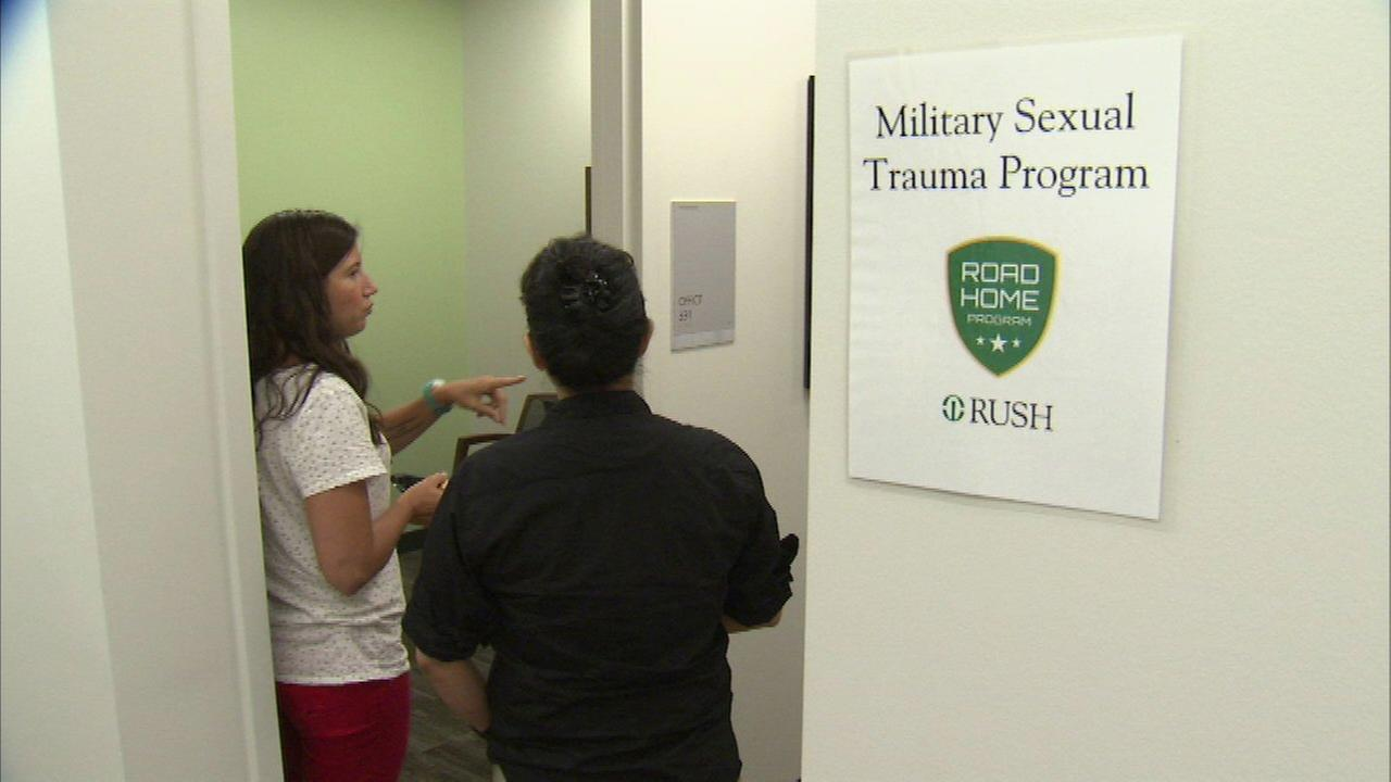 New program at Rush helping veterans with PTSD