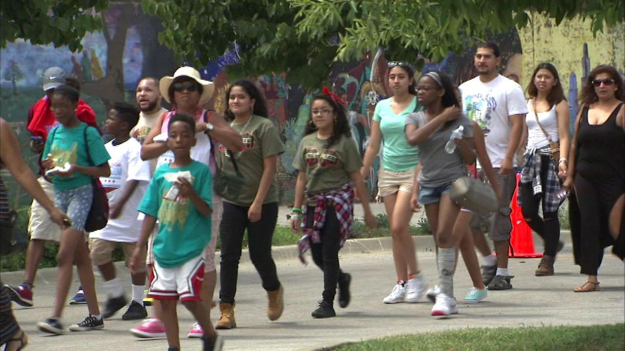 Chicago youth to take part in second annual Citywide Peace Walk